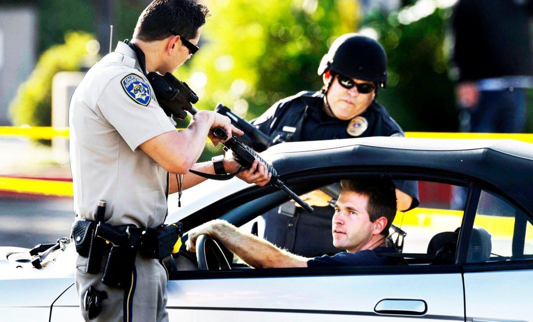 Арестовали за границей