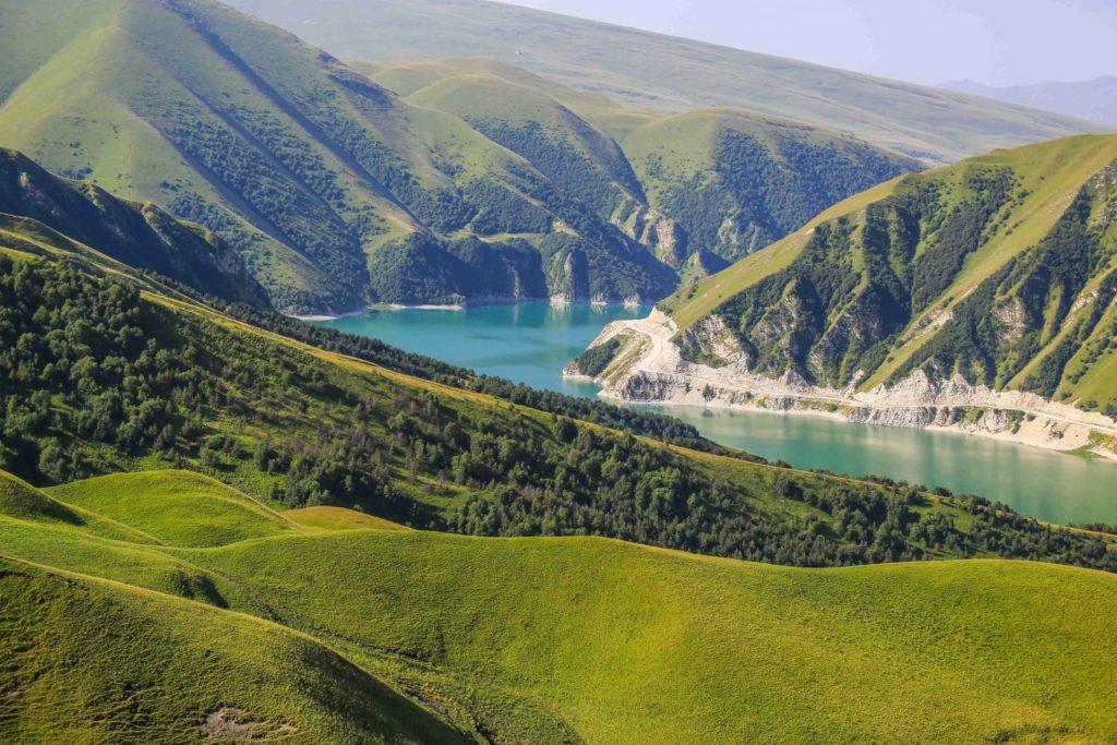 Природа Чечни. Кавказские горы