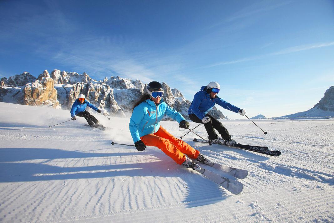 Закрыть горнолыжные курорты в Европе