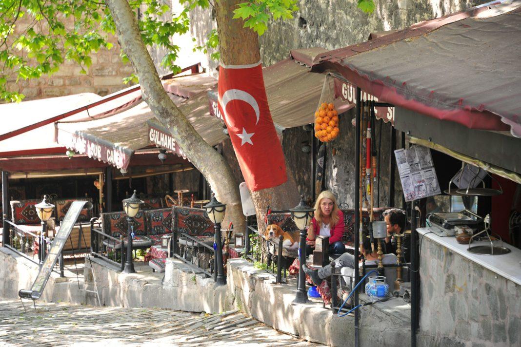 Комендантский час в Турции не для туристов