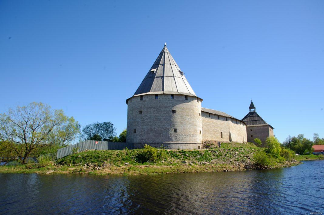 Башня Староладожской крепости