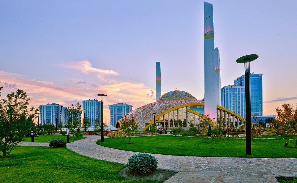 современная Чечня