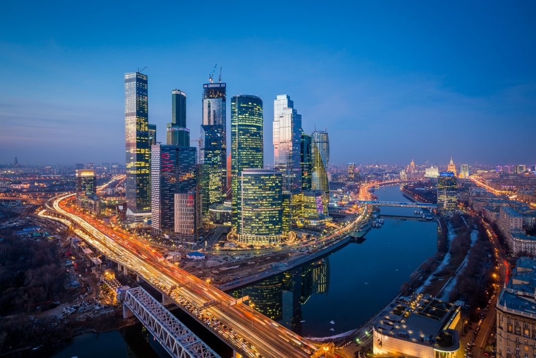 Москва - лучший туристический город мира