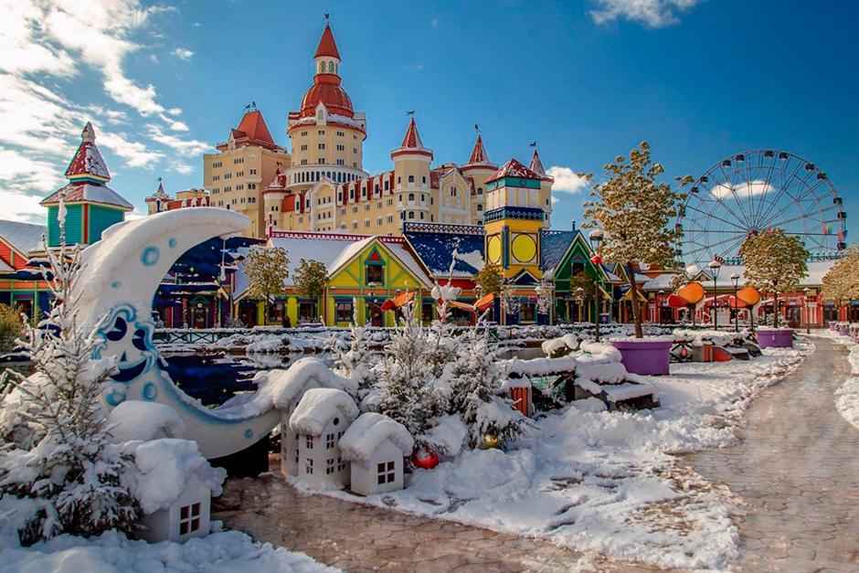 Новогодний праздники в Краснодарском крае ограничили