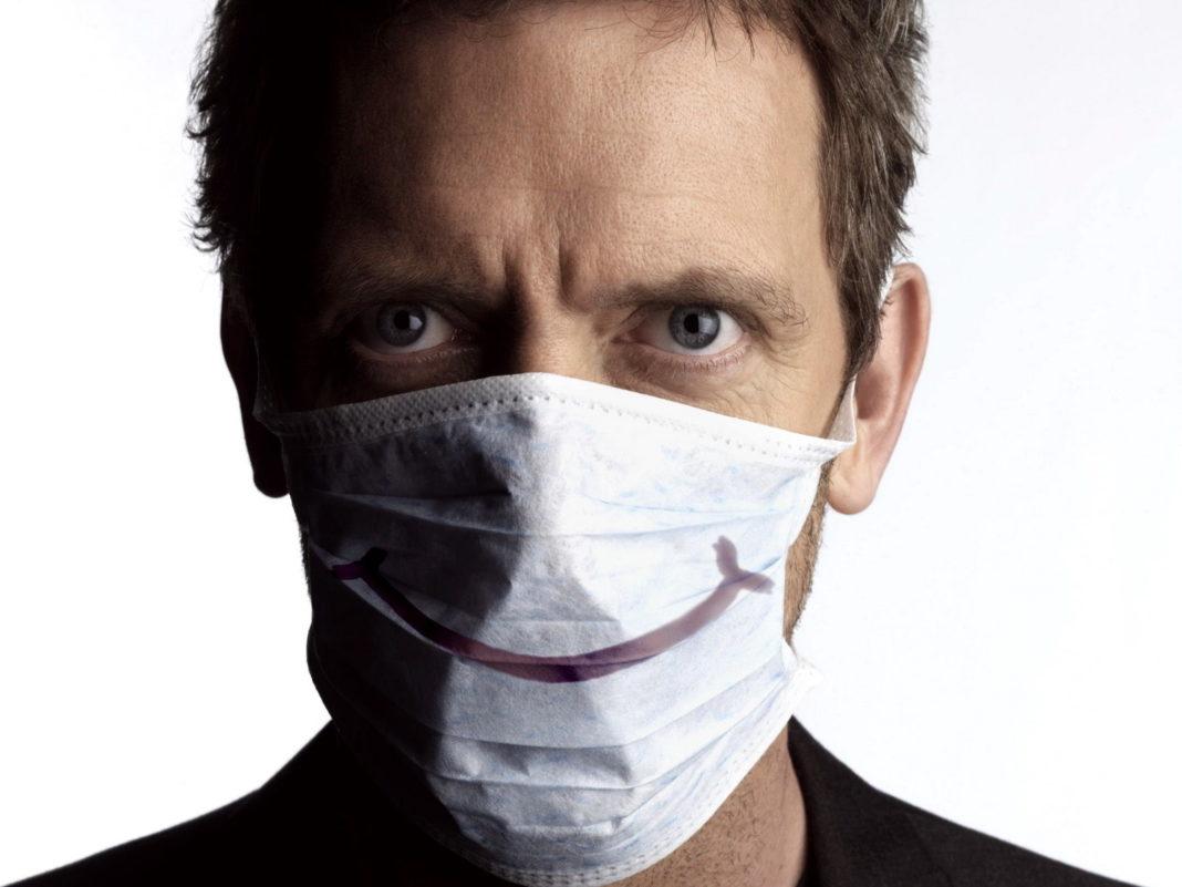 Ношение масок - мини прививка от вируса