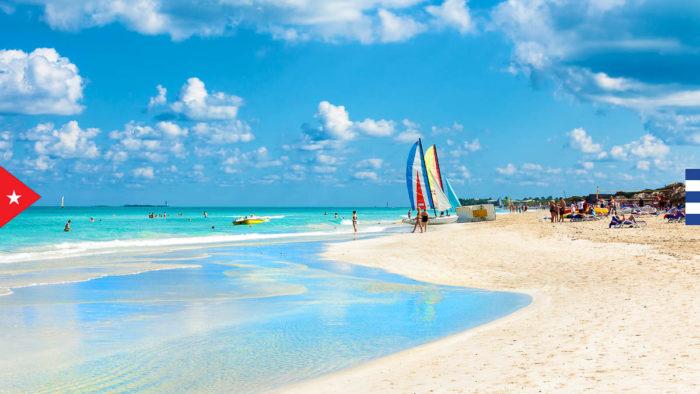 Туроператор «Интурист» открывает продажи туров на Кайя-Коко, Куба на базе прямой чартерной перевозки AZUR AIR