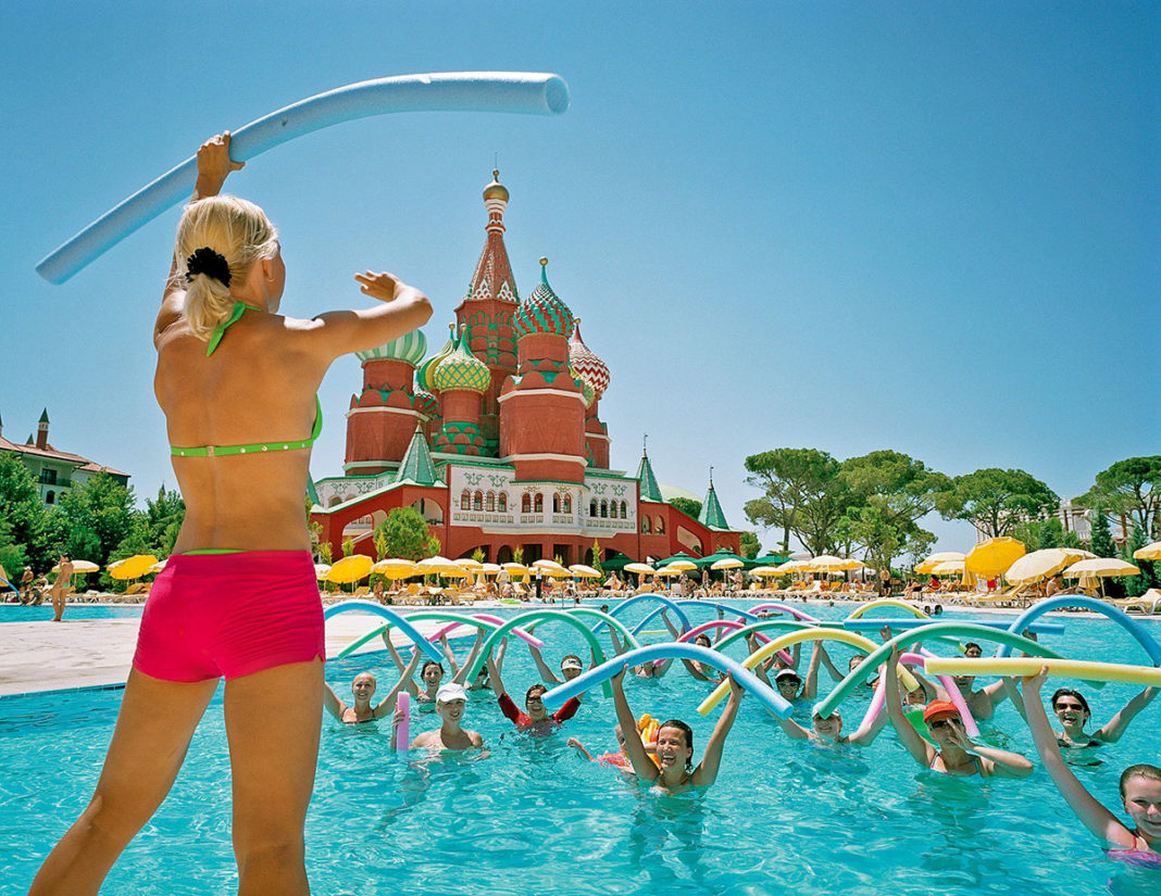 2021г станет рекордным для туротрасли Турции