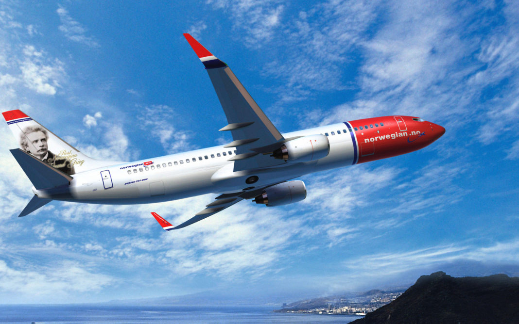 банкротство авиакомпании Norwegian Air