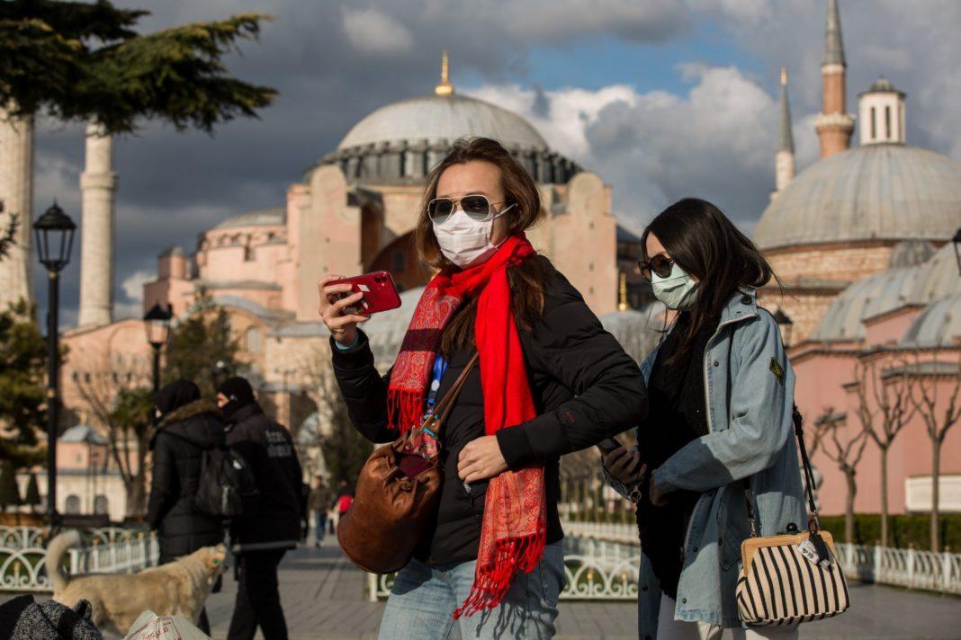 Антиковидные ограничения в Турции