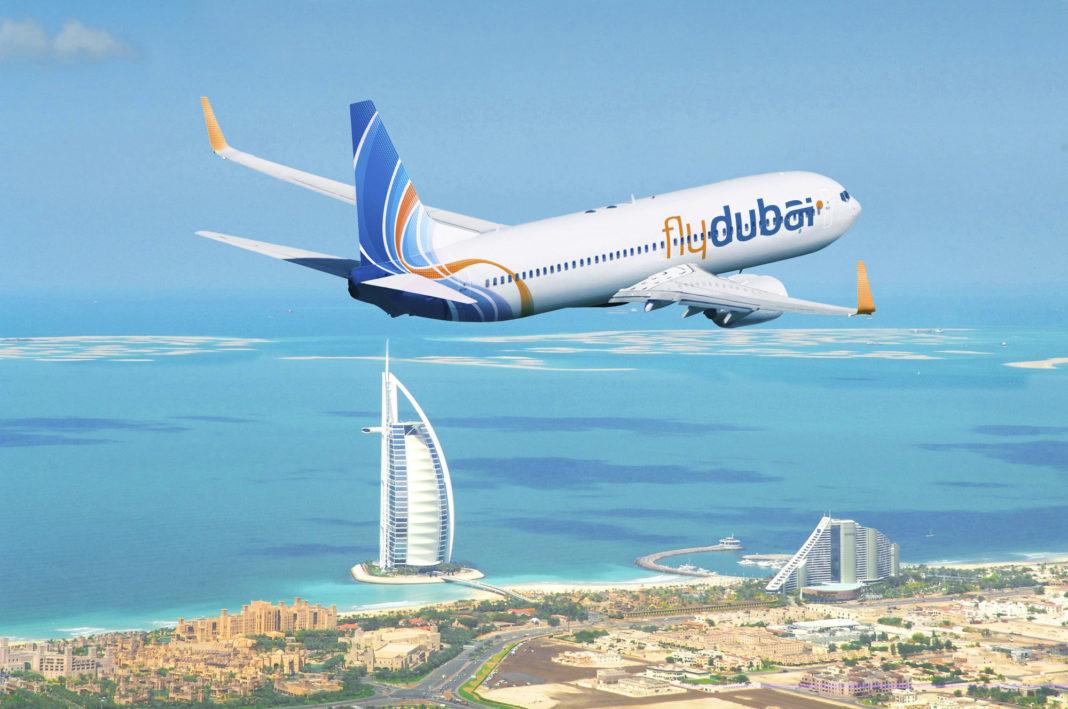 flydubai отменила заявленные рейсы