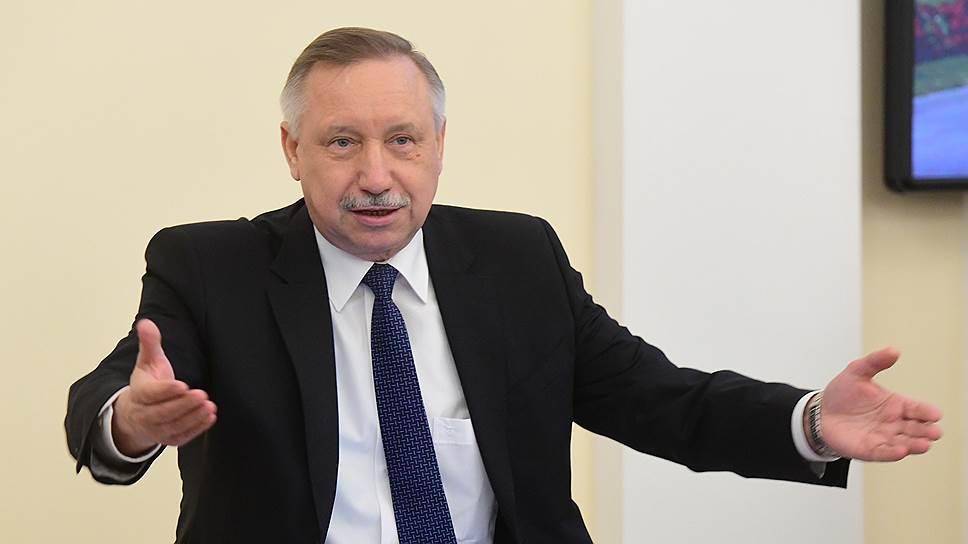 Губернатор услышал рестораторов Санкт-Петербурга