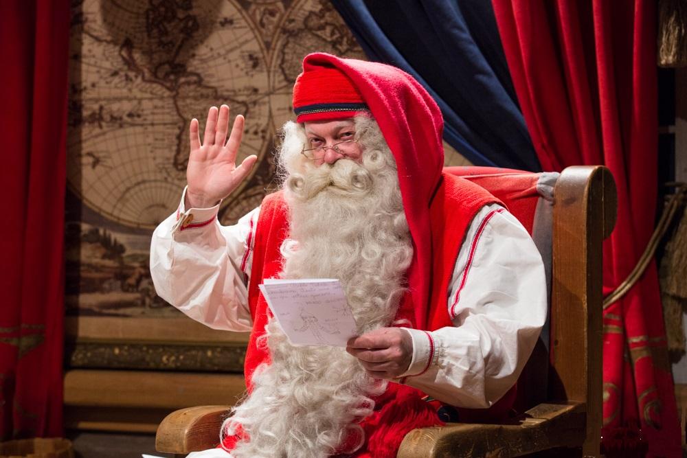 Йоулупукки не ждет гостей из Росси до 12 января