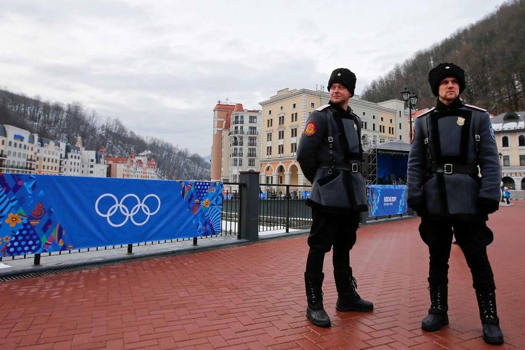 Туристов будут разгонять казаки