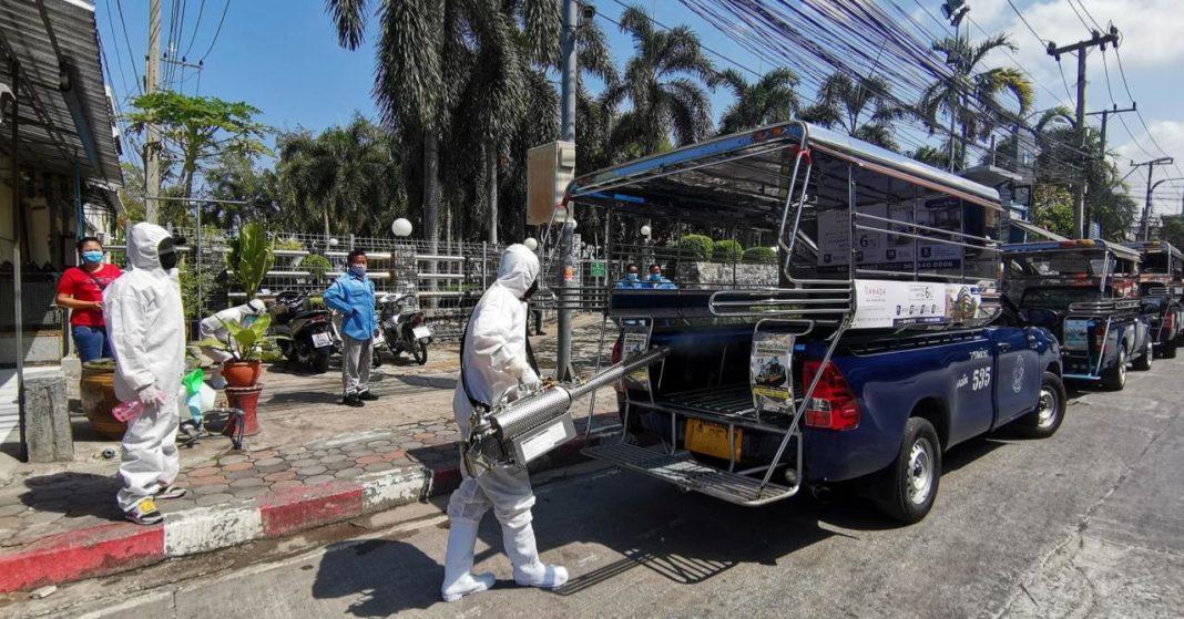 Оплачиваемый карантин в Таиланде
