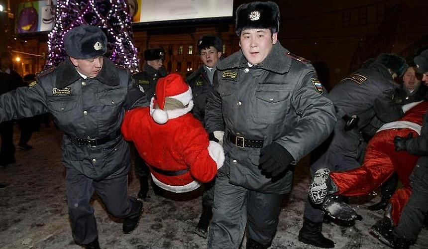 Запретить новогодние мероприятия в Санкт-Петербурге