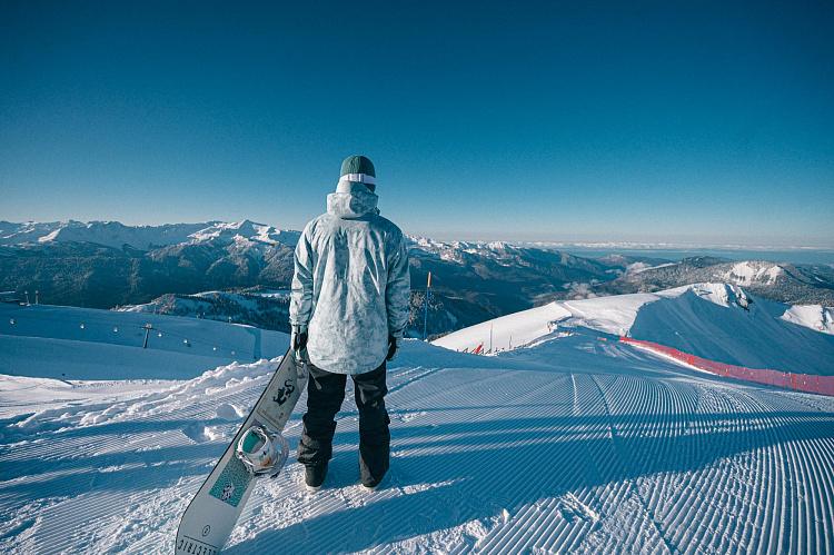 «Роза Хутор» откроет горнолыжный сезон 25 декабря