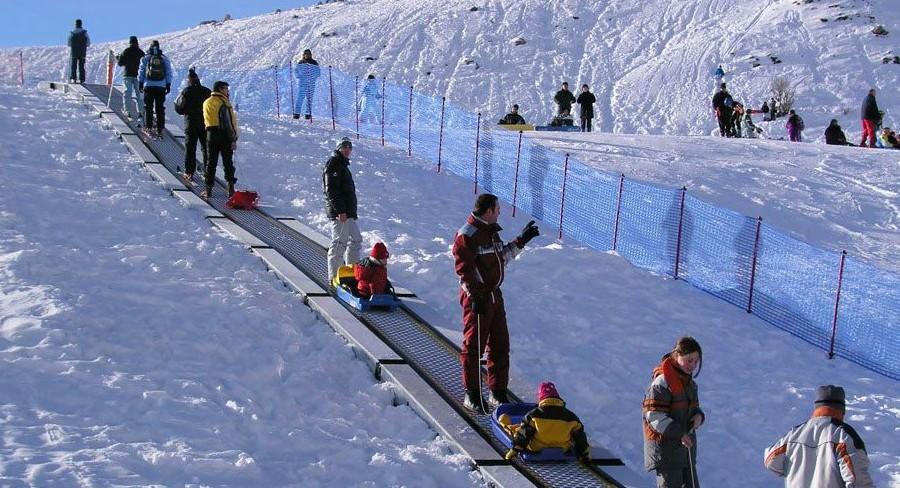самый длинный горнолыжный подъемник в России