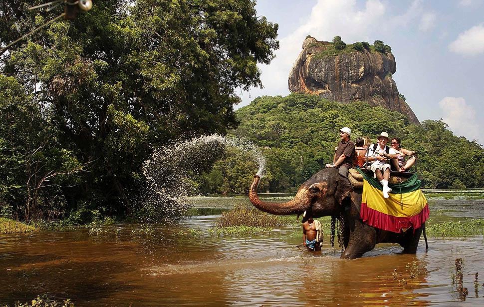 Шри-Ланка открывается для туристов