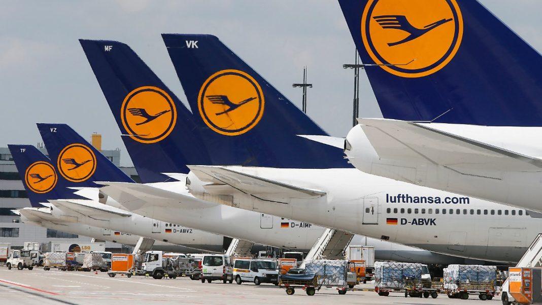 Lufthansa сократит 1 тыс. пилотов