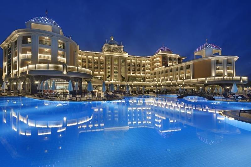 Лучшие отели в Турции