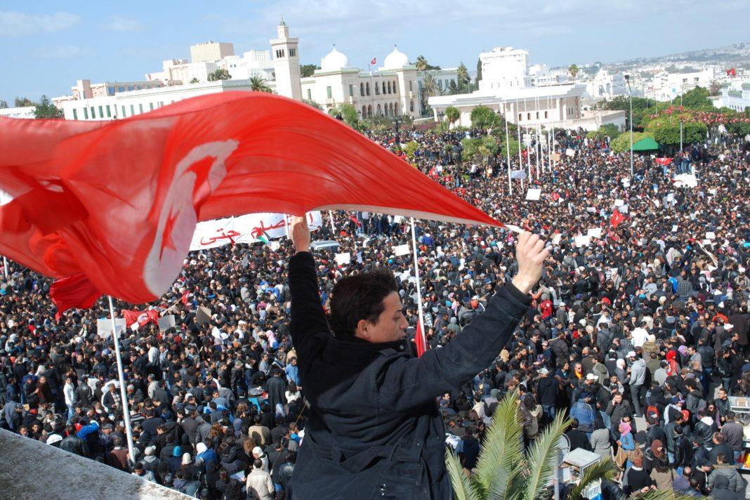революция голодных Тунис