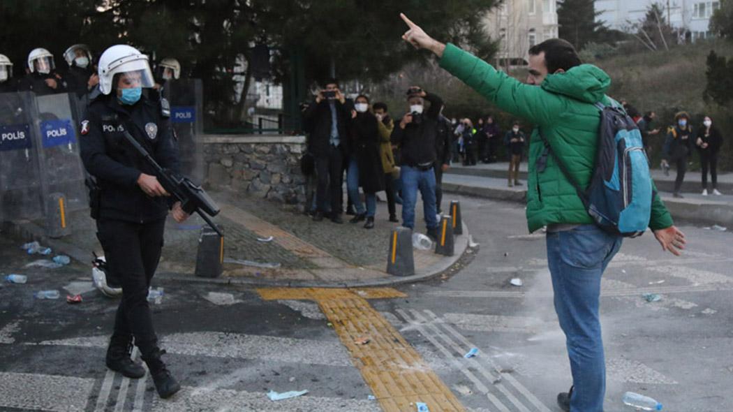 Нападание на туристов из России в Турции