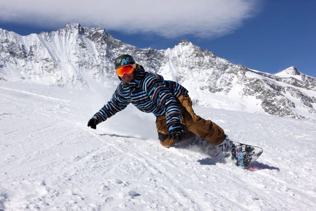 горнолыжный курорт Шерегеш