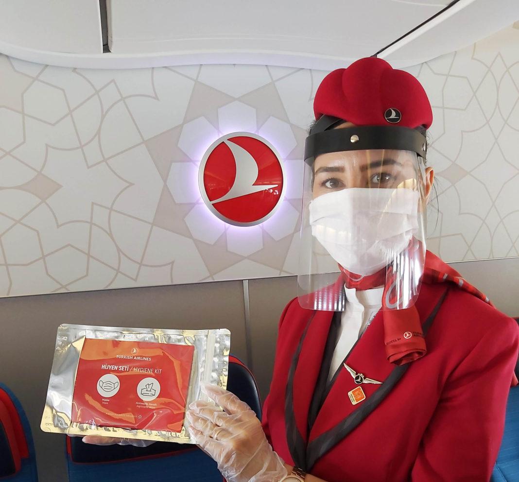 Маска с клапаном не подходит Turkish airlines
