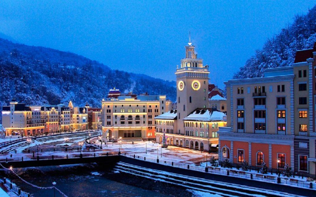 отели в Сочи в зимнем сезоне 2021