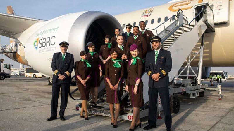Ethihad Airways