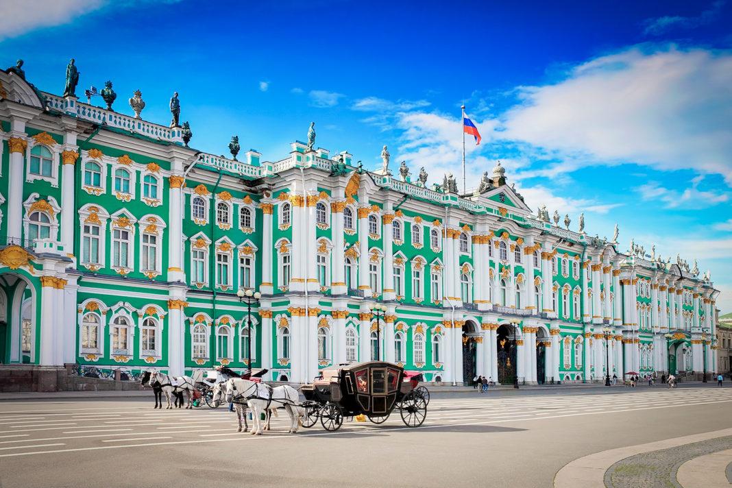 Музеи Петербурга ограничены до мая