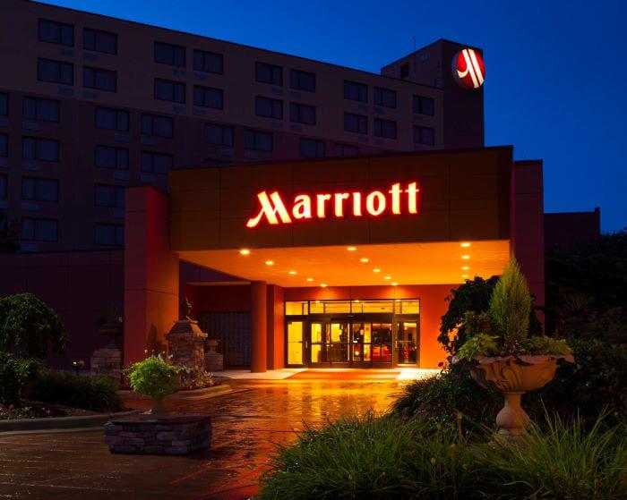 Marriott International, завершила прошлый год с чистым убытком