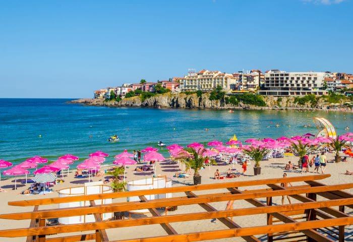 туристический сезон в Болгарии стартует 1 мая