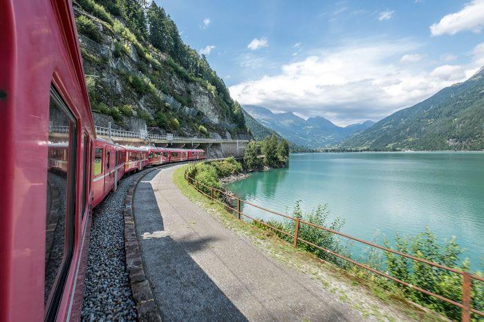 Поездка по Италии на поезде
