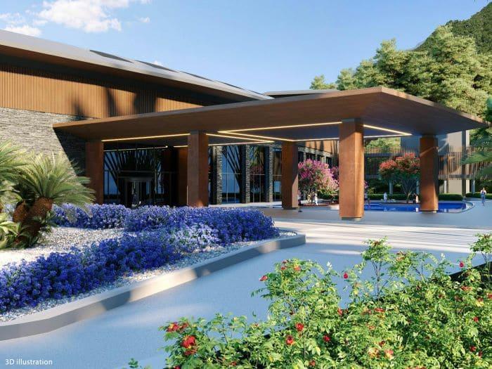 Отели Турции NG Phaselise Resort