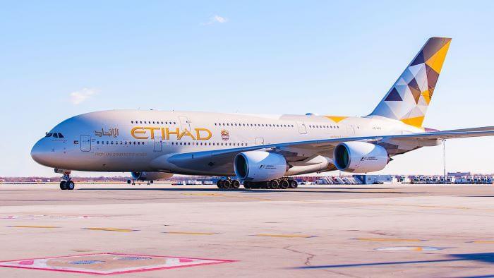 Etihad Airways в Москву