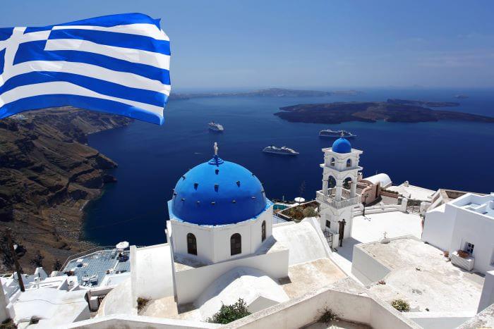 Греция отменяет карантин
