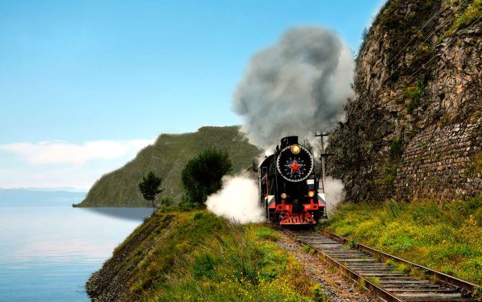 железнодорожный туризм в России