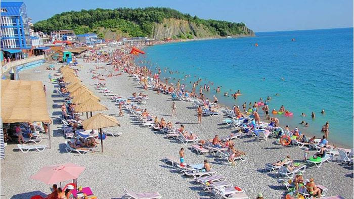 курорты Кубани ждут туристов