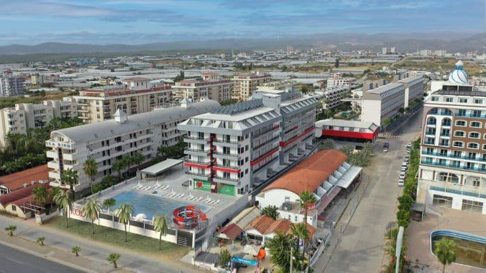 Grand Kolibri Prestige & Spa 5* семейный отель в Алании