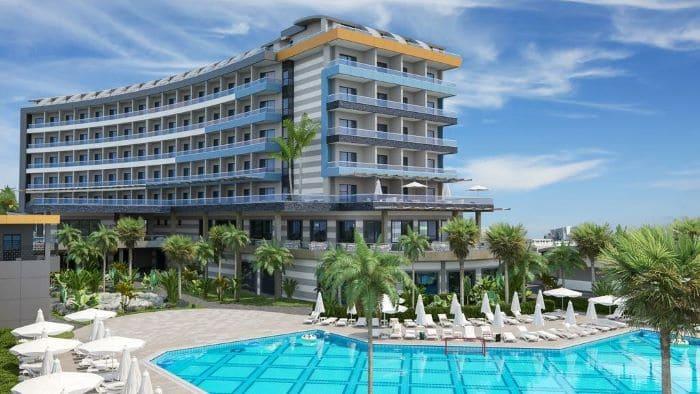 Новые отели Турции Lonicera Premium 5*