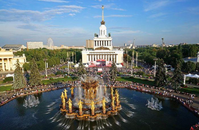 музей транспорта Москвы открыт на ВДНХ
