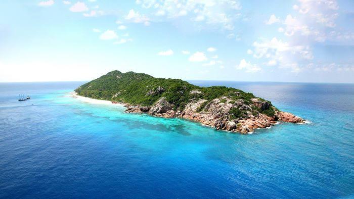 Что посмотреть на Сейшелах. Остров Арид = первозданный заповедник