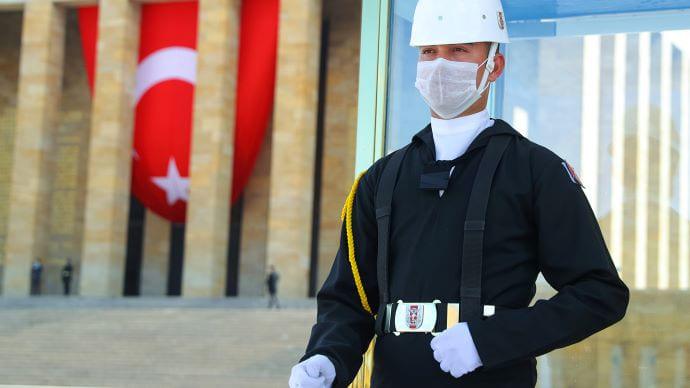 антиковидные меры в Турции для россиян
