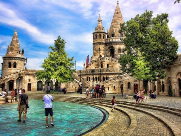 Венгрия для вакцинированных туристов