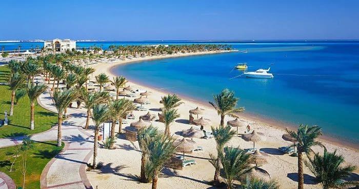 полеты на курорты Египта