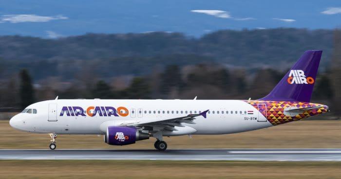 рейсы в Египет из Санкт-Петербурга air Cairo